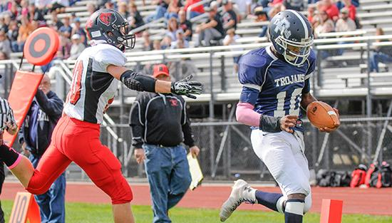 """<span style=""""overflow: hidden; float: left; width: 360px;"""">Pottstown senior QB Gary Wise scores in a loss to Boyertown earlier this season</span> <span id=""""fa_link"""" style=""""float: left; text-align: center; width: 151px; height: 22px;""""><a href=""""/article/content/football-pottstown-owen-j-roberts-preview-capsule-0018952""""><img src=""""/profiles/s1s/themes/s1s_classic/images/main_fullarticle.gif"""" style=""""position:relative;""""/></a></span>"""