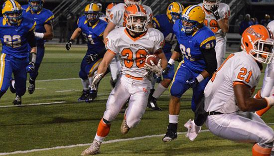 """<span style=""""overflow: hidden; float: left; width: 360px;"""">Perkiomen Valley suffered a season-ending 27-24 loss to Downingtown East in the district playoffs Friday</span> <span id=""""fa_link"""" style=""""float: left; text-align: center; width: 151px; height: 22px;""""><a href=""""/article/content/football-perkiomen-valley-booted-district-1-aaaa-playoffs-0018853""""><img src=""""/profiles/s1s/themes/s1s_classic/images/main_fullarticle.gif"""" style=""""position:relative;""""/></a></span>"""