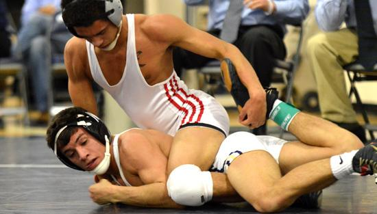 "<span style=""overflow: hidden; float: left; width: 360px;"">Eight PAC-10 wrestlers advanced to the medal rounds at states, led by semifinalists Derek Gulotta, Jordan Wood and Pat Finn.</span> <span id=""fa_link"" style=""float: left; text-align: center; width: 151px; height: 22px;""><a href=""/article/content/wrestling-piaa-class-aaa-results-pac-10-entries-0015521""><img src=""/profiles/s1s/themes/s1s_classic/images/main_fullarticle.gif"" style=""position:relative;""/></a></span>"